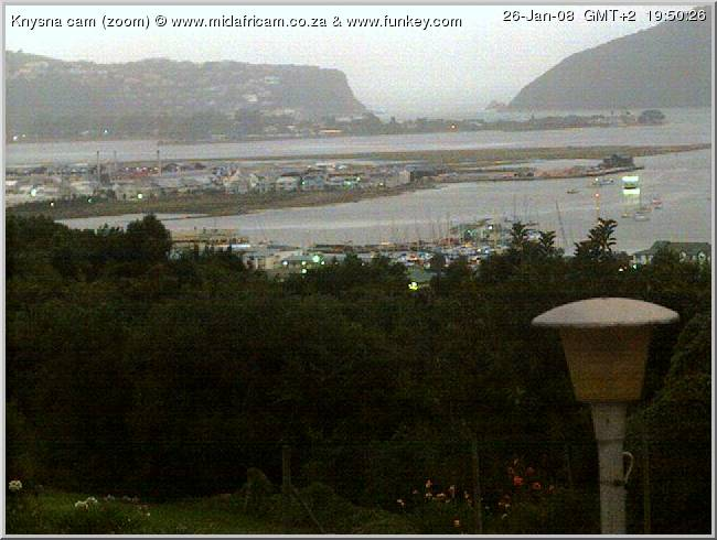 Knysna webcams