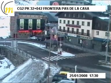 Andorra webcams - Webcams pas de la casa ...