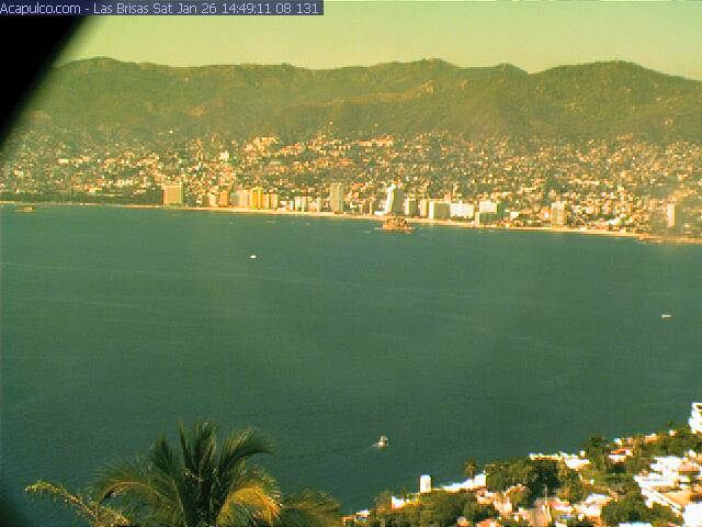 Acapulco webcams